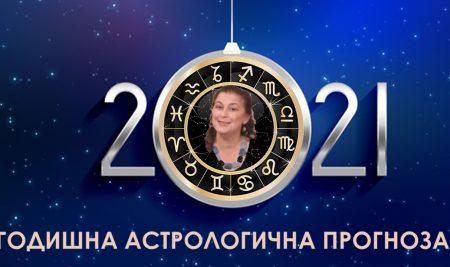 Прогноза за 2021г.